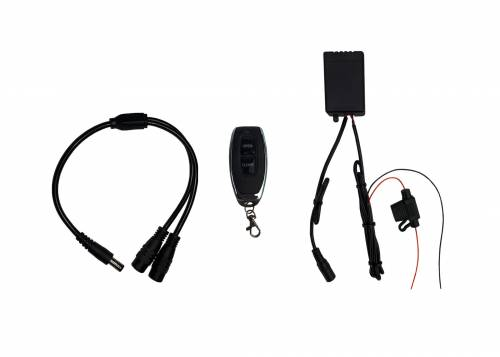 Cutouts, Turn Downs, VBands & Mufflers - Wireless Remotes & Switches