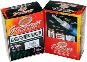 Granatelli Motorsports - Granatelli Motorsports Performance Spark Plug Wires 24-1749S