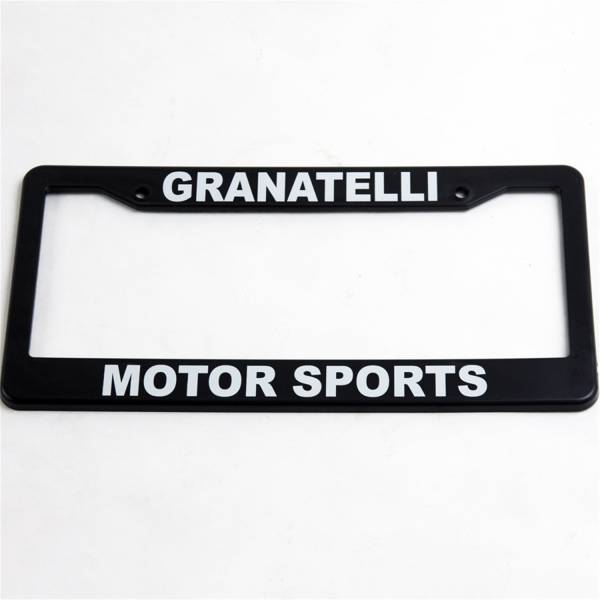 Granatelli Motorsports - Granatelli Motorsports License Plate Frame 100005