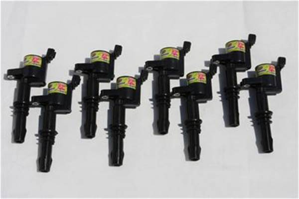 Granatelli Motorsports - Granatelli Motorsports Direct Ignition Coil Set 21-3001-SF