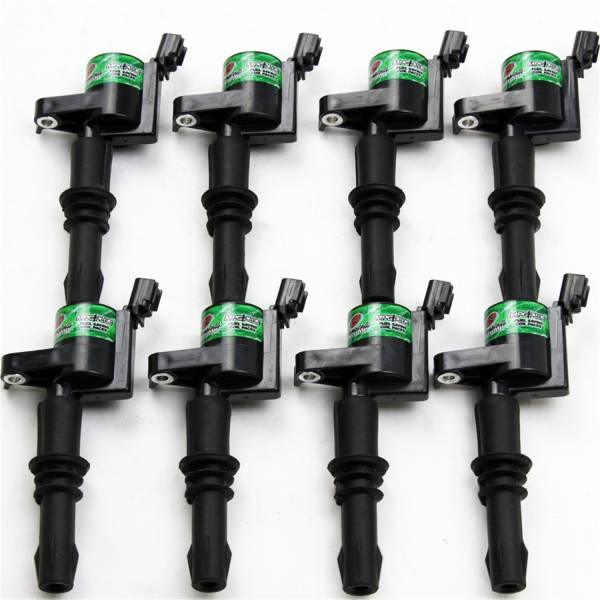 Granatelli Motorsports - Granatelli Motorsports Coil-On-Plug Coil Pack And Connecter Kit 25-3001MPG