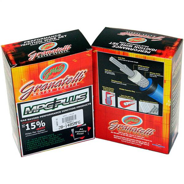 Granatelli Motorsports - Granatelli Motorsports Performance Spark Plug Wires 26-1228S