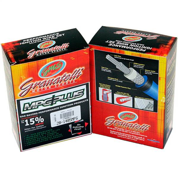 Granatelli Motorsports - Granatelli Motorsports Performance Spark Plug Wires 26-1952S