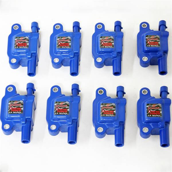Granatelli Motorsports - Granatelli Motorsports Pro-Series Extreme Coil Pack 28-0513-CPB