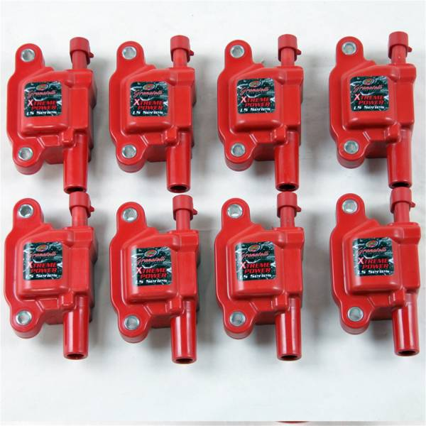 Granatelli Motorsports - Granatelli Motorsports Pro-Series Extreme Coil Pack 28-0513-CPR