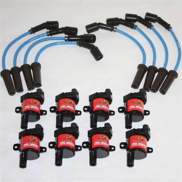 Granatelli Motorsports - Granatelli Motorsports Direct Ignition Coil 28-1680KIT