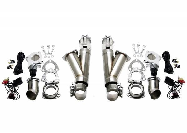 Granatelli Motorsports - Granatelli Motorsports Electronic Exhaust Cutout Kit 302525K