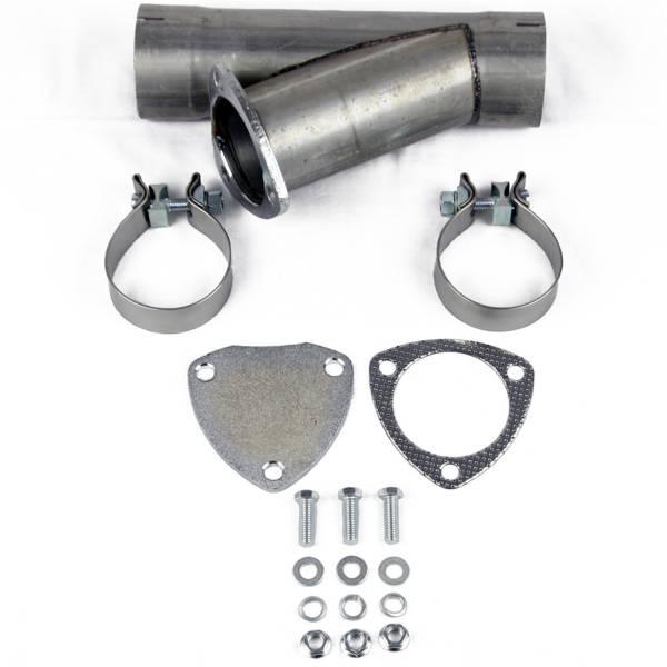 Granatelli Motorsports - Granatelli Motorsports Manual Exhaust Cutout Kit 304525