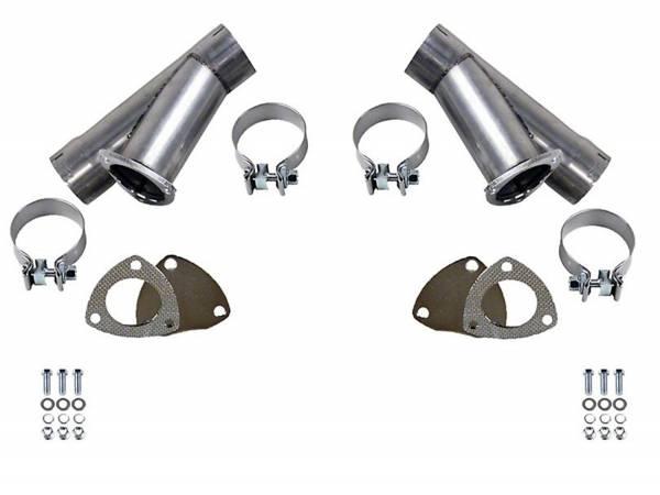 Granatelli Motorsports - Granatelli Motorsports Manual Exhaust Cutout Kit 305530D
