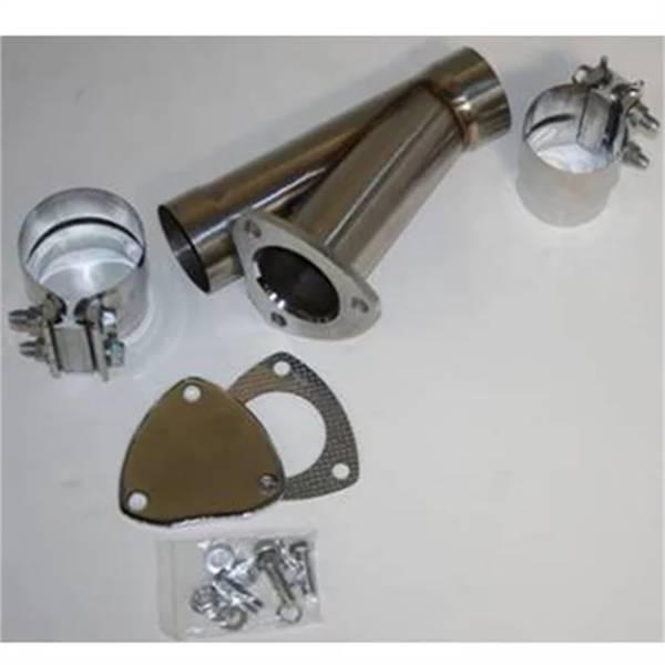 Granatelli Motorsports - Granatelli Motorsports Manual Exhaust Cutout Kit 305540