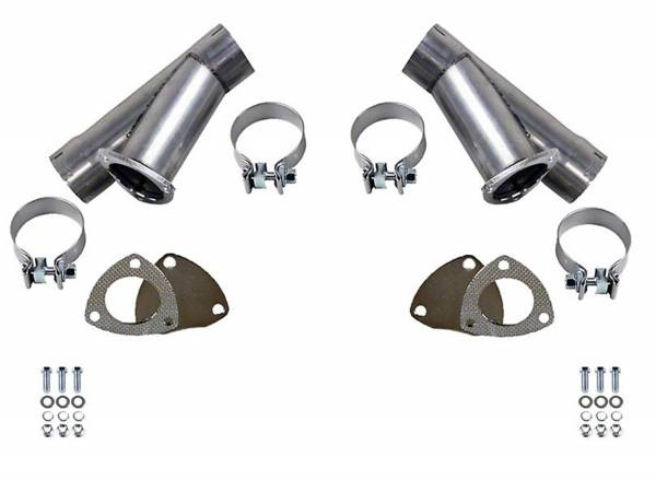 Granatelli Motorsports - Granatelli Motorsports Manual Exhaust Cutout Kit 306540D