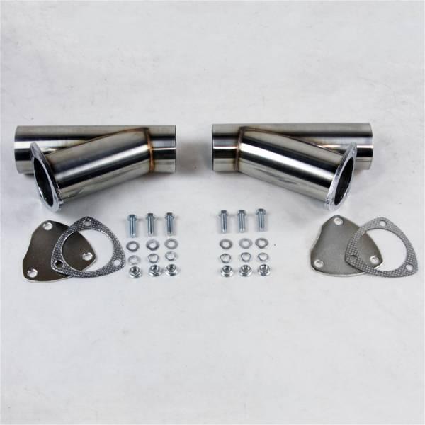 Granatelli Motorsports - Granatelli Motorsports Manual Exhaust Cutout Kit 306550D