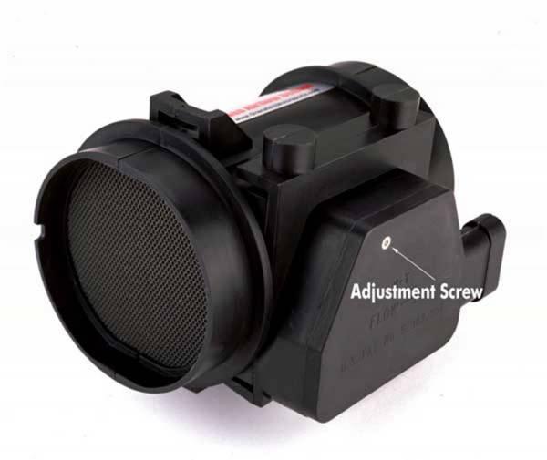 Granatelli Motorsports - Granatelli Motorsports Mass Airflow Sensor 350100