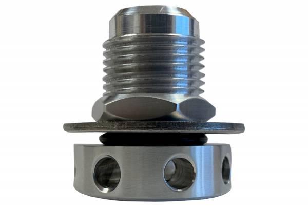 Granatelli Motorsports - Granatelli Motorsports Press-In PCV Breather 451001