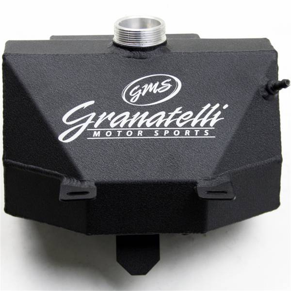 Granatelli Motorsports - Granatelli Motorsports Radiator Expansion Tank 510101-BL