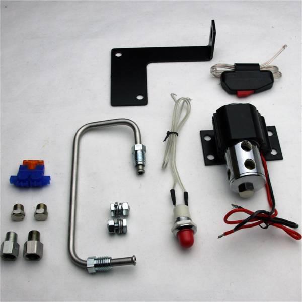 Granatelli Motorsports - Granatelli Motorsports Line Lock System 760512