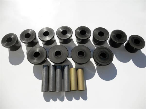 Granatelli Motorsports - Granatelli Motorsports Control Arm Bushing Rebuild Kit GM-CABSHKT