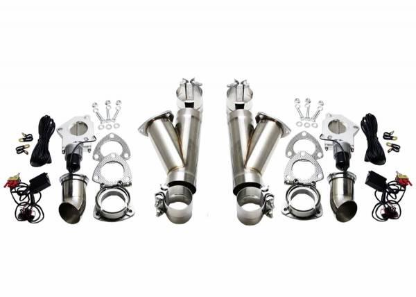 Granatelli Motorsports - Granatelli Motorsports Electronic Exhaust Cutout Kit 302540K