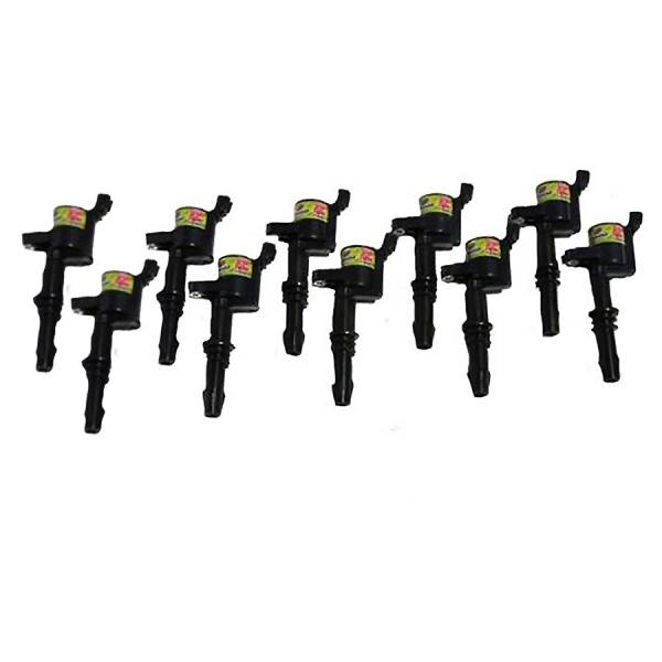 Granatelli Motorsports - Granatelli Motorsports Direct Ignition Coil Set 21-3014-SF