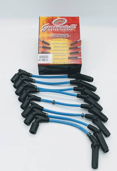Granatelli Motorsports - Granatelli Motorsports Ignition Wires 28-8051S