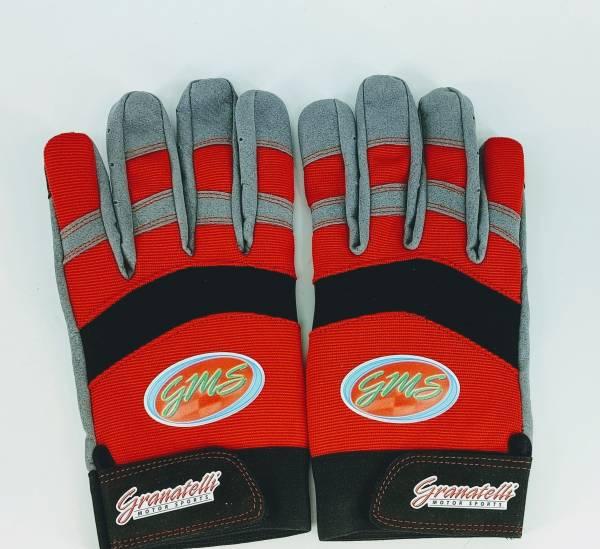 Granatelli Motorsports - Granatelli Motorsports Work Gloves 706521 SIZE M