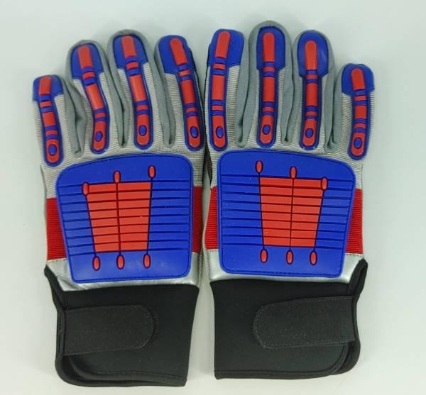 Granatelli Motorsports - Granatelli Motorsports Work Gloves 706527 SIZE M