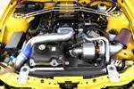 Ford Turbo System Single Intercooled - 2005-08 Mustang GT Only