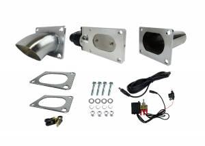 Granatelli Motorsports - Granatelli Motorsports Electronic Exhaust Cutout Kit 313530 - Image 1