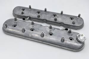 Granatelli Motorsports - Granatelli Motorsports LS Valve Cover Cast Finish, 4.8, 5.3, 5.7, 6.0, 6.2, 7.0L, Pair - Image 2
