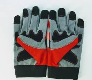 Granatelli Motorsports - Granatelli Motorsports Work Gloves 706521 SIZE M - Image 2