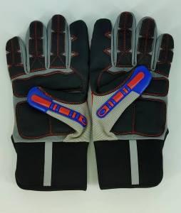 Granatelli Motorsports - Granatelli Motorsports Work Gloves 706527 SIZE M - Image 3
