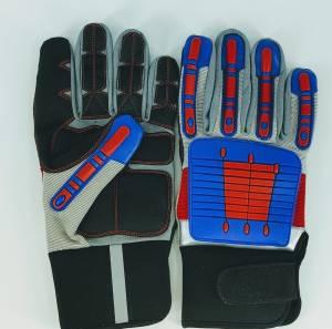 Granatelli Motorsports - Granatelli Motorsports Work Gloves 706527 SIZE M - Image 2