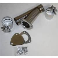 Granatelli Motorsports Manual Exhaust Cutout